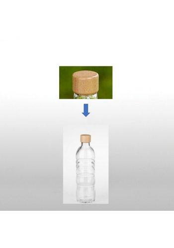 Yogi & Yogini naturals Reservedop voor Vitaalwater drinkfles Lagoena