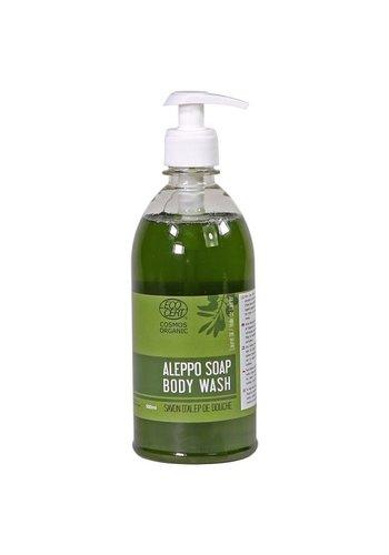 Aleppo zeep Body wash Aleppo naturel (350 ml)