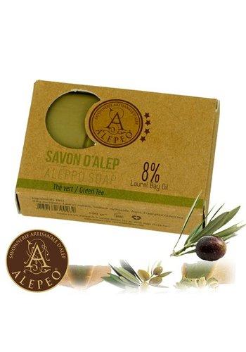 Najel Aleppo Zeep Aleppo groene thee (100 gram)