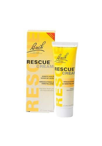 Bach Bloesem Bach Rescue Crème (30 ml)