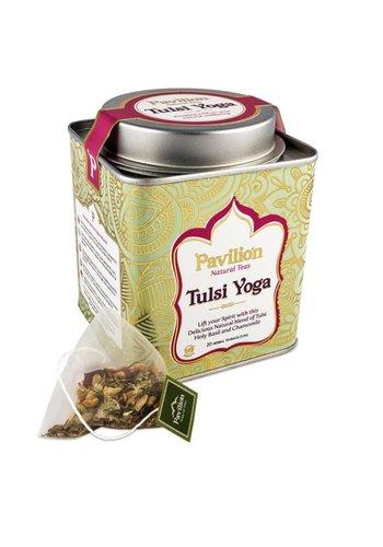 Pavilion Pavilion Ayurvedische Biologische Tulsi Yoga Thee (15x 2 gram)