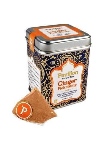 Pavilion Pavilion Ayurvedische Gember Thee bio losse thee (100 gram)