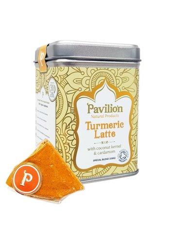 Pavilion Pavilion Ayurvedische Kurkuma Latte kokosrasp/kardemom bio (100 gram)