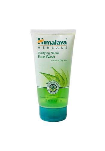 Himalaya Herbals Purifying Neem Face Wash (150 ml)