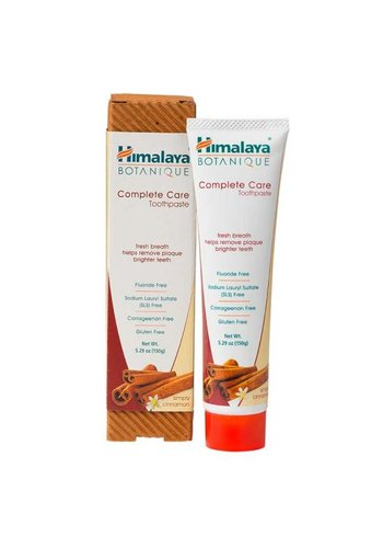 Himalaya Herbals Complete care tandpasta kaneel (150 gram)