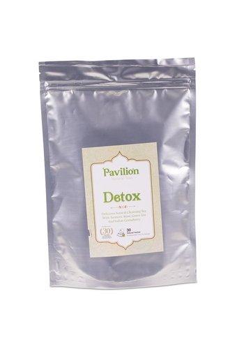 Pavilion Pavilion Ayurvedische Detox Thee navulpak (30x 2 gram)