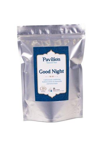 Pavilion Pavilion Ayurvedische Goedenacht Thee navulpak (30x 2 gram)