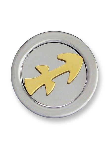 Mi Moneda Munt Zodiac Boogschutter Gold