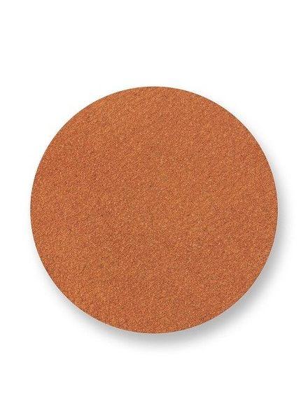 Mi Moneda Munt Leather Orange
