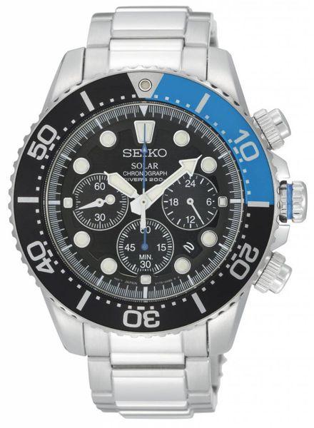 Seiko Horloge Solar Diver. SSC017P1