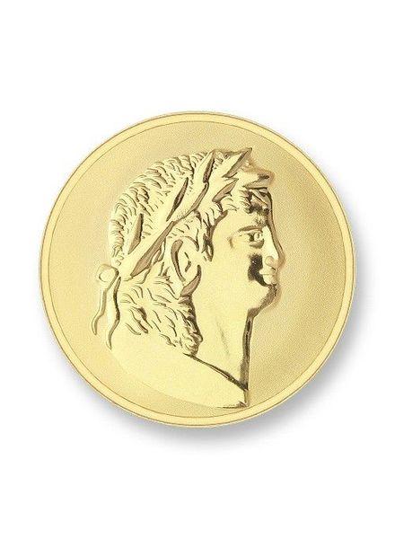 Mi Moneda Munt Roman & Scarabee Gold Large