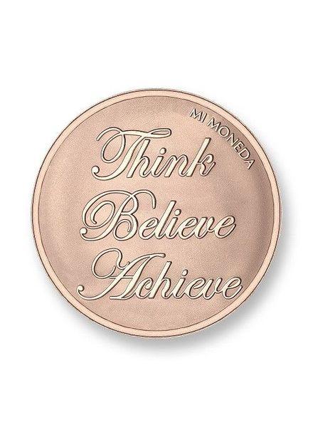 Mi Moneda Munt Blessed & Believe Rose