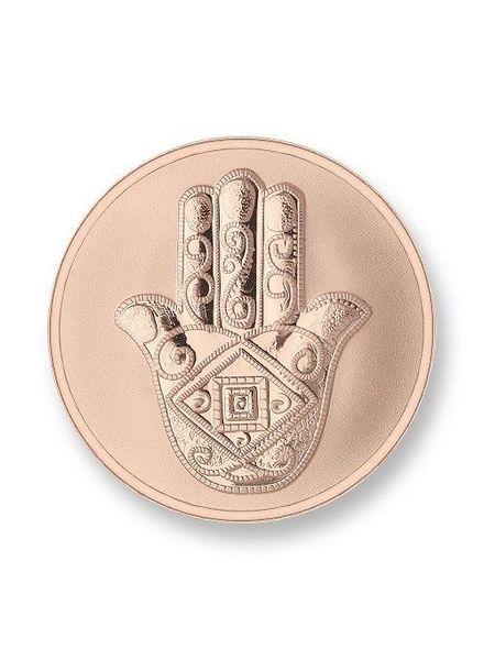Mi Moneda Munt Da Vinci & Hand Rose