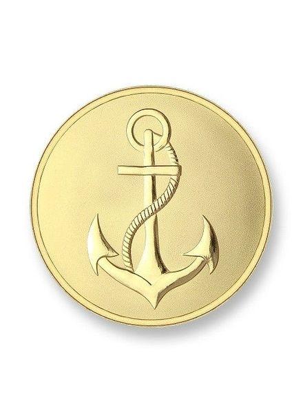 Mi Moneda Munt Faith Hope Love Gold