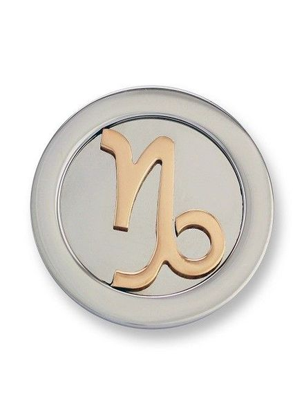 Mi Moneda Munt Zodiac Steenbok Rose