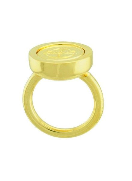 Mi Moneda Ring AVO Gold