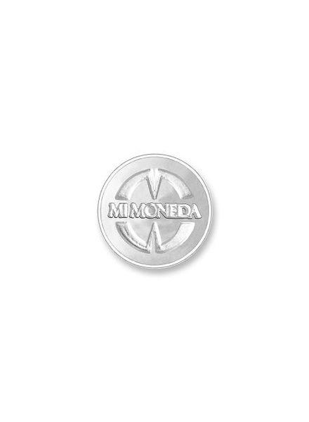 Mi Moneda MM-logo Silver XS Munt