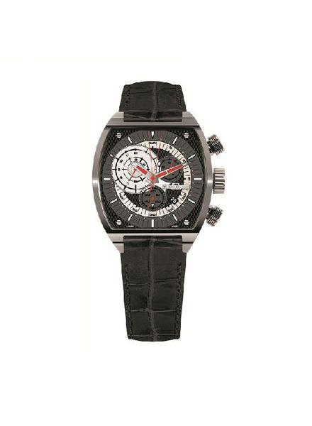 van der Bauwede Horloge GT EVOLUTION Steel