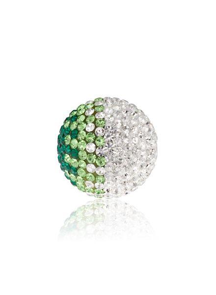 Engelsrufer Klankbol Glitter Groen