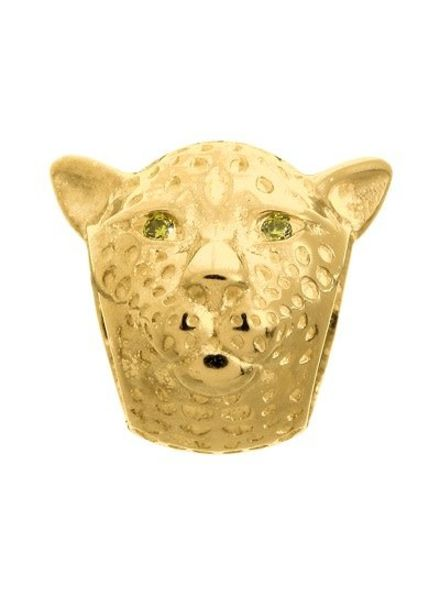 Endless Bedel Leopard Gold Plated