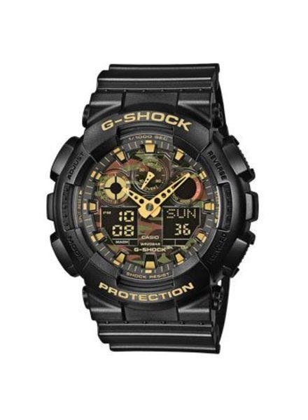 Casio Horloge G-shock GA-100CF-1A9ER