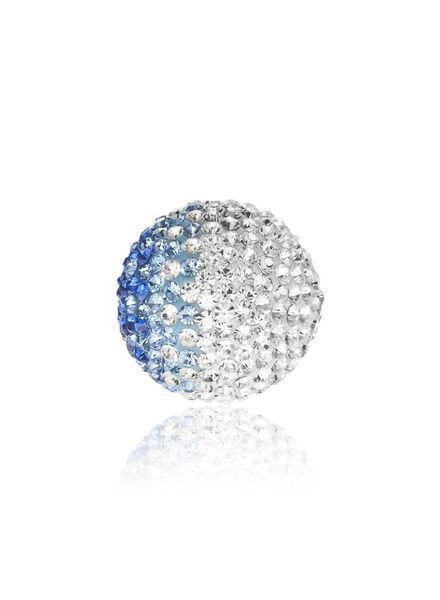 Engelsrufer Klankbol Kristal Blauw