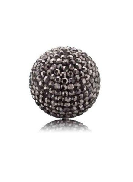 Engelsrufer Klankbol Kristal Zwart