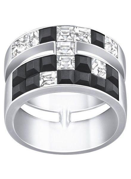 Swarovski Ring Frozen Crystals Silver Viktor & Rolf Collectie