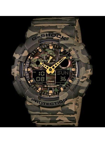 Casio Horloge G-shock GA-100CM-5AER