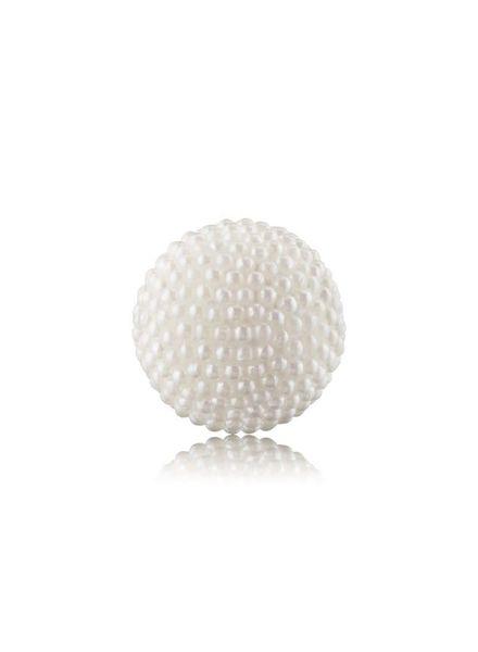 Engelsrufer Klankbol witte parel