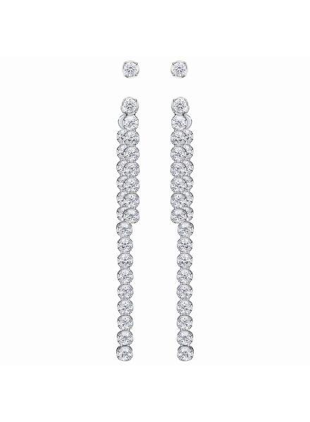 Swarovski Swarovski   Subtle Pierced Earring Jackets 5224174