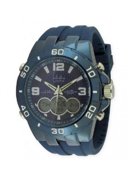 Liska Horloge 1066 blauw