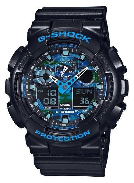 Casio Horloge G-Shock GA-100CB-1AER