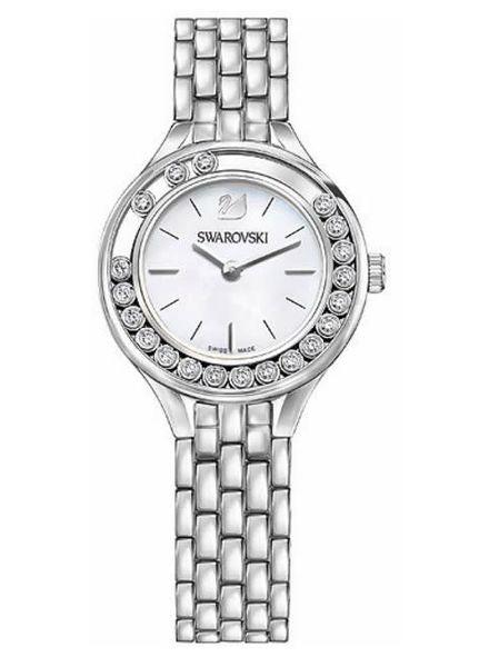Swarovski Horloge Lovely Crystals Mini Silver 5242901