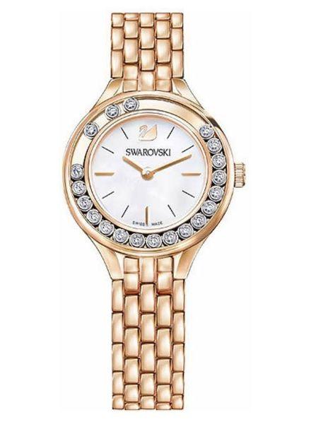 Swarovski Horloge Lovely Crystals Mini Rose 5261496