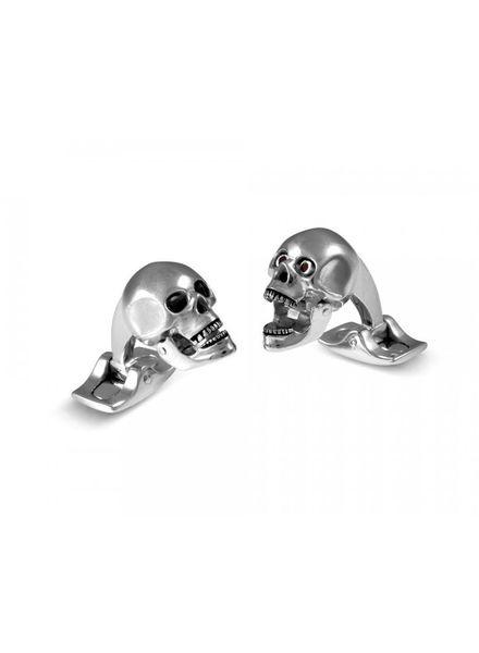 Deakin & Francis Manchetknoop Skull Head BMC0106C0021