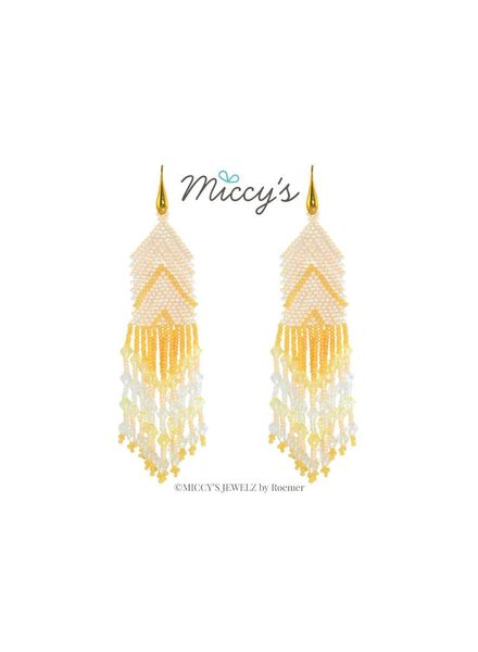 Miccy's Oorhanger Mojag, Off white arrow