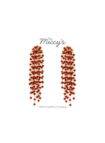 Miccy's Oorhanger Crystal, Edessa Red