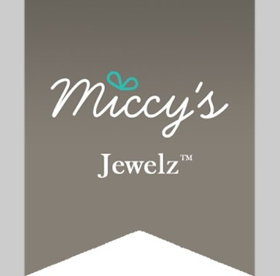 Miccy's Miccy's Oorhanger Crystal, gold short tassel