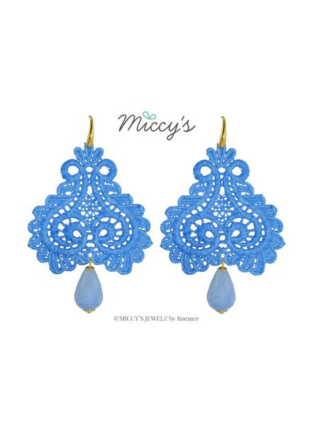 Miccy's Oorhanger Pizzo, blue