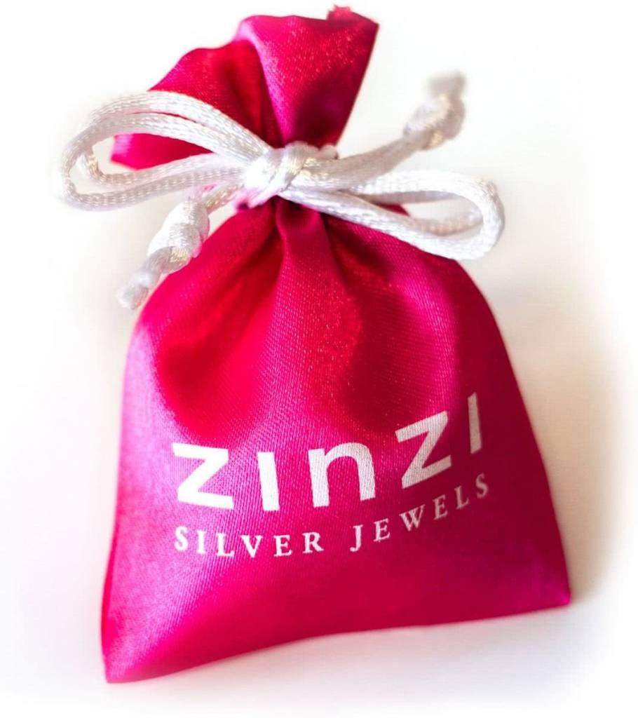 Zinzi Zinzi Creoolhangers ZICH305Z Zwart