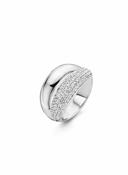 Ti Sento ring 12053ZI/56