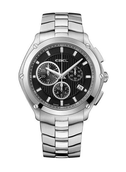 Ebel Ebel horloge Classic Sport Chronograaf 1216042
