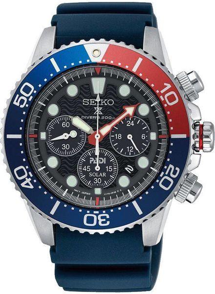 Seiko horloge Prospex Padi Solar - SSC663P1