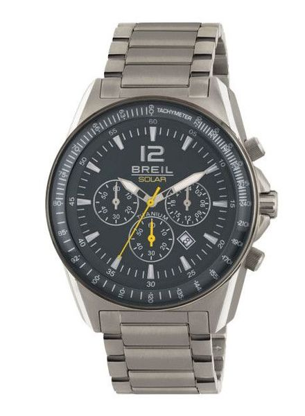 Breil horloge titanium solar - TW 1658