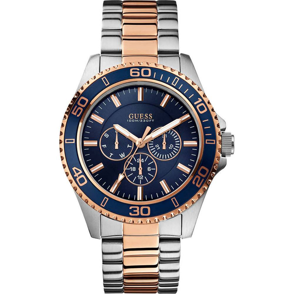 Guess horloge Chaser - W0712G3
