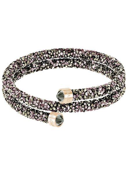 Swarovski Armband Crystaldust Double - 5372878