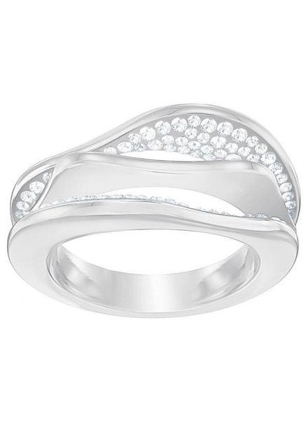 Swarovski Ring Hilly White 5350671