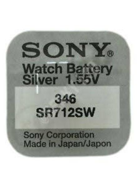 Sony batterij 346