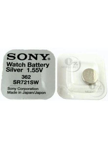 Sony batterij 362